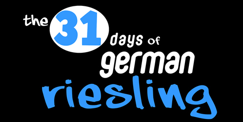 31 days of German Riesling Winners!