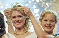 Janina Huhn is Germany's 66th Wine Queen