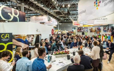 Wines of Germany presents aromatic varieties at ProWein