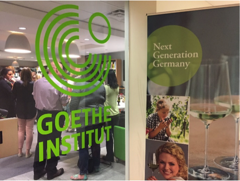 Wines of Germany & Goethe-Institut join forces for an unforgettable night