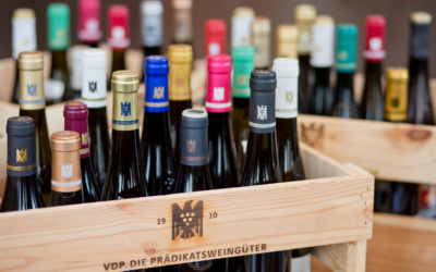 German wine exports slowed down in 2020