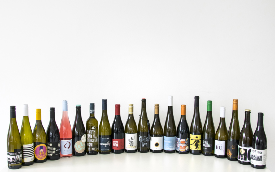 Now for Germany's Coolest Wines