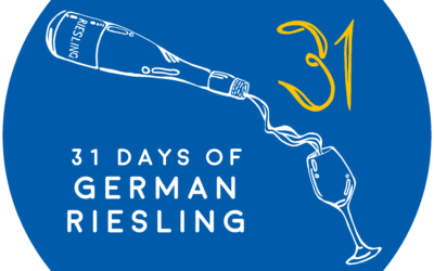 July 1 – 31: 31 days of German Riesling