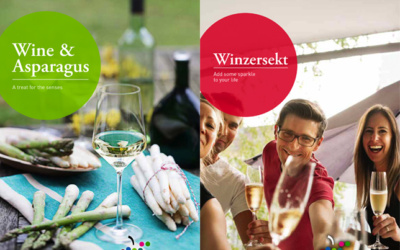 Wines of Germany Announces The Release Wine & Asparagus and Winzersekt Brochures