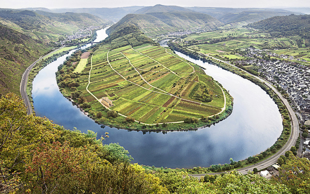 Wine Enthusiast names Germany's Mosel Valley as a 2019 Wine Region of the Year nominee