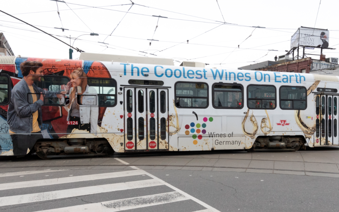 German Wines Rocks the LCBO Stores and the Streets of Toronto