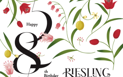 Celebrate Riesling's Birthday with Wines of Germany