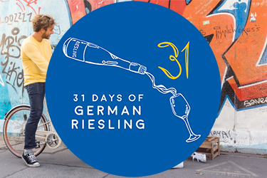 31 DAYS TO FALL FOR THE FLAVOURS OF GERMAN RIESLING