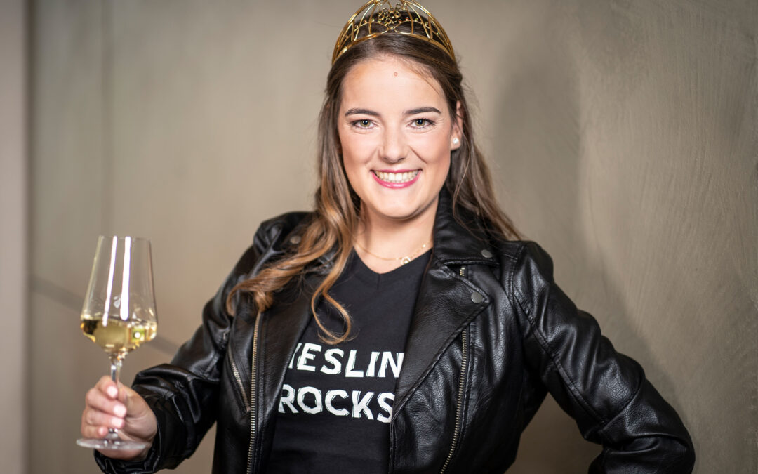 Eva Lanzerath Elected German Wine Queen for 2020