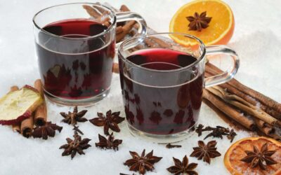 The popularity of mulled wine from vintners continues unabated