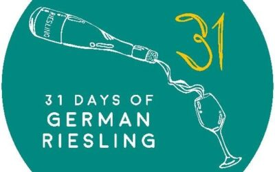 31 Days of German Riesling is back this summer!