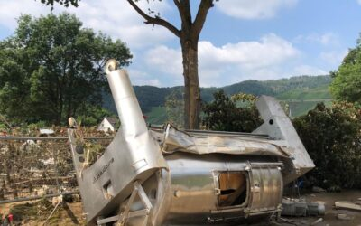Dramatic situation in German wine region Ahr – help for wine producers